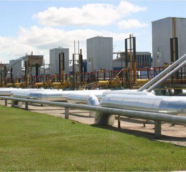 Работа с газовой отраслью
